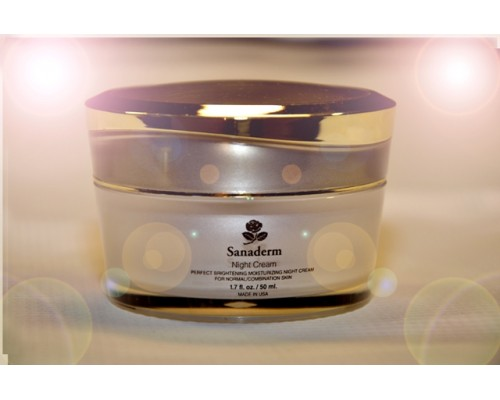 Perfect Brightening Moisturizing Night Cream