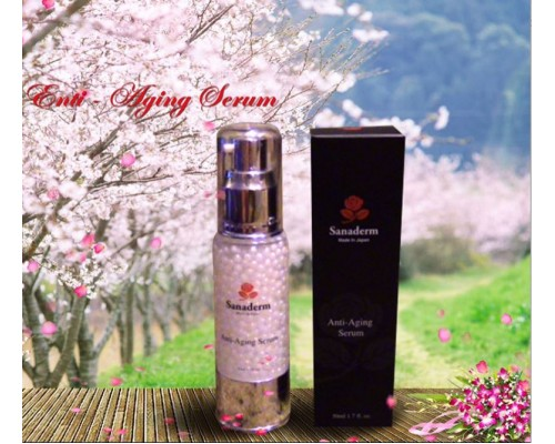 Anti-Aging Night Pearl Serum (Made In Japan)