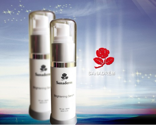 Brightening Serum (Made In USA), 30 ml+  (Buy 1 Get 1 Free)